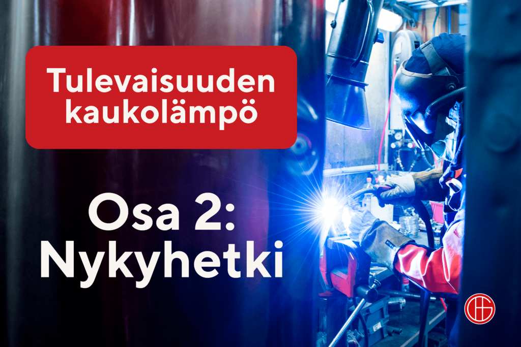 högforsgst welding kaukolämpö district heating